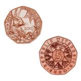 5 EURO Frühlingserwachen Österreich 2019