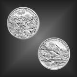 10 EURO Der Erzberg Österreich 2010
