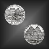 10 EURO Schloss Schönbrunn Österreich 2003