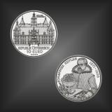 10 EURO Schloss Eggenberg Österreich 2002