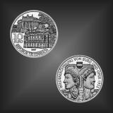 10 EURO Burg u. Oper Österreich 2005