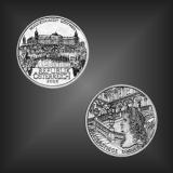 10 EURO Stift Göttweig Österreich 2006