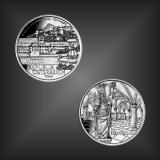 10 EURO Abtei Nonnberg Österreich 2006