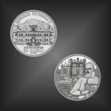 10 EURO Schloss Hellbrunn Österreich 2004