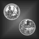 10 EURO Zweite Republik Österreich 2005