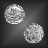 10 EURO Abtei Seckau Österreich 2008