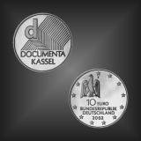 10 EURO Documenta Kassel BRD 2002