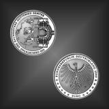 10 EURO Gottfried Semper BRD 2003