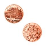 10 EURO Salzburg Österreich 2014