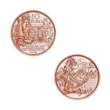 10 EURO Ritterlichkeit Österreich 2019