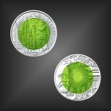 25 EURO Faszination Licht Österreich 2008