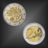 2 EURO EU-Ratspräsidentschaft Portugal 2007