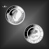 10 EURO Polymer In der Luft BRD 2019 -A-