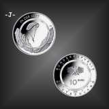 10 EURO Polymer In der Luft BRD 2019 -J-