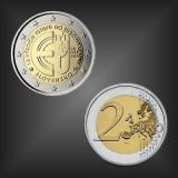 2 EURO 10 Jahre EU-Beitritt Slowakei 2014