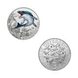 3 EURO Mosasaurus hoffmanni Österreich 2020