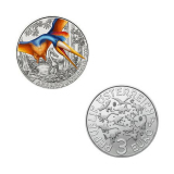 3 EURO Arambourgiania Magniventris Österreich 2020