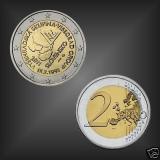 2 EURO Visegrad Slowakei 2011