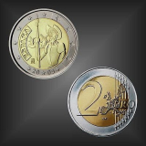 2 EURO Don Quichote Spanien 2005