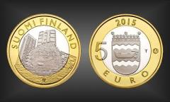 5 EURO Uusimaa Finnland 2015