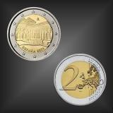 2 EURO Alhambra Granada Spanien 2011