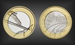 5 EURO Skisprung Finnland 2016