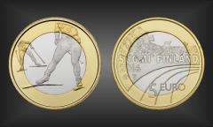 5 EURO Skilanglauf Finnland 2016