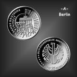 25 EURO Deutsche Einheit BRD 2015 -A-