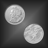 10 EURO Wolfgang Amadeus Mozart BRD 2006