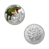 3 EURO Tyrannosaurus Rex Österreich 2020