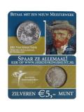 5 EURO CC Vincent van Gogh Niederlande 2003