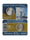5 EURO CC Frieden u. Freiheit Niederlande 2005