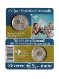 5 EURO CC Entdeckung Australiens Niederlande 2006