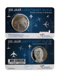 5 EURO CC 100 Jaar Luchtvaart Niederlande 2019