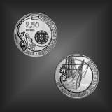 2,5 EURO Sagres Portugal 2012