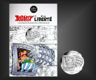 10 EURO Asterix-Egalité Frankreich 2015 #13