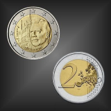 2 EURO Großherzoglicher Palast Luxemburg 2007