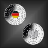20 EURO Weimarer Reichsverfassung BRD 2019
